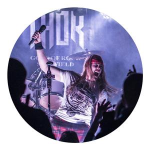 Live Music Photographer Example Photo